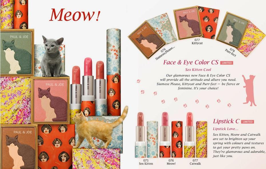 sparkles meow colecciín spring