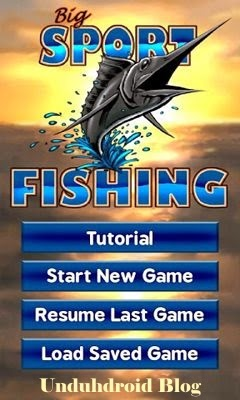 Game Big Sport Fishing 3D Android