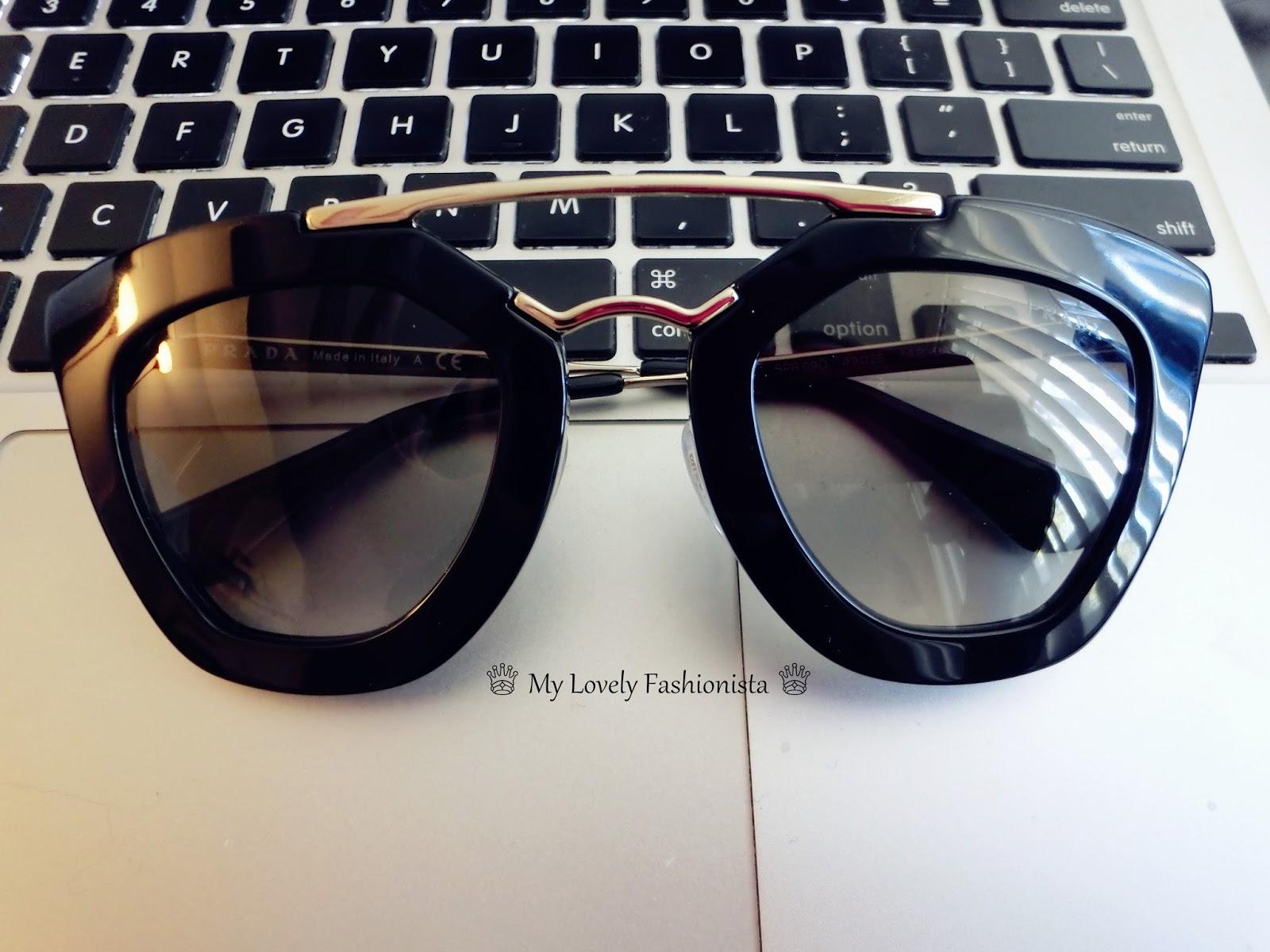 a9d7c668911 Prada Cat Eye Sunglasses - ♕ My Lovely Fashionista ♕