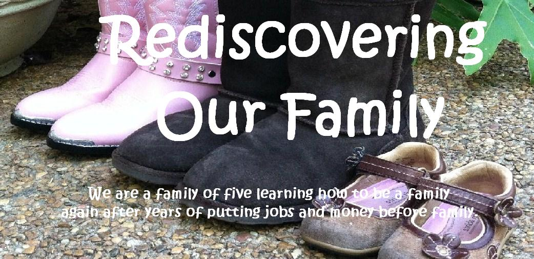 Rediscovering Our Family