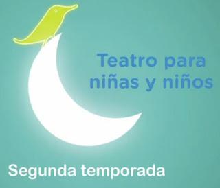 Segunda Temporada de Teatro para niños y niñas en el Lunario del Auditorio Nacional
