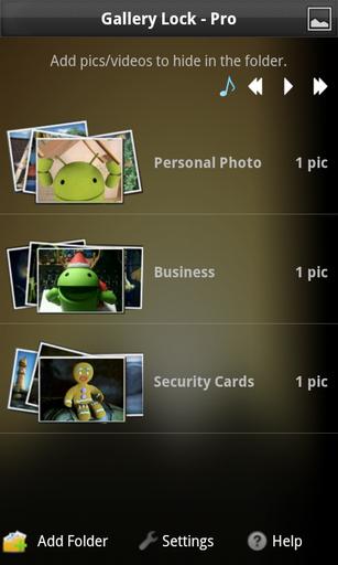 Gallery Lock Pro v3.3