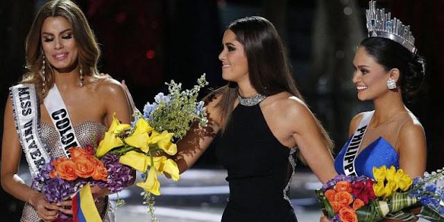 Surat Terbuka Miss Filipina untuk Miss Kolombia, Simak Isinya Di Mari