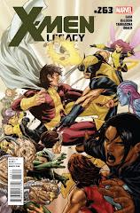 X-MEN LEGACY#263