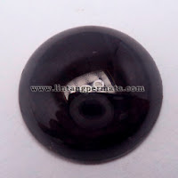 Batu Permata Natural Black Onyx
