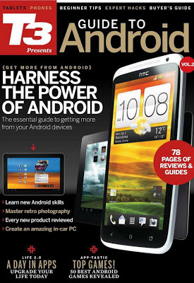 T3 The Android Guide Vol.2 – 2012 / UK