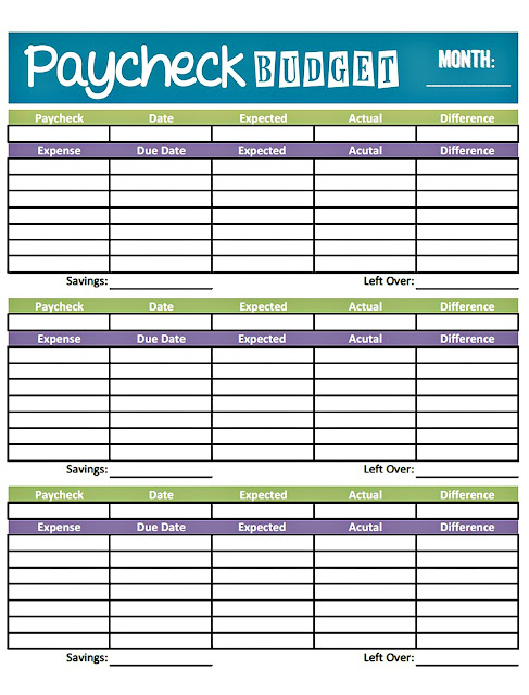 ... Printable Weekly Budget Worksheet Template on word budget worksheet