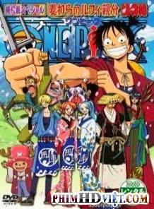 Hải Tặc Mũ Rơm 4 - One Piece Special 4