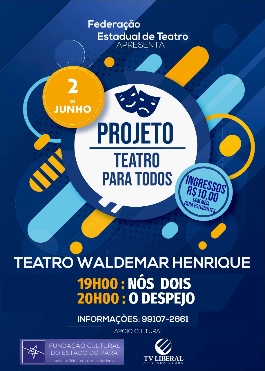 Teatro Para Todos - Juho 2018