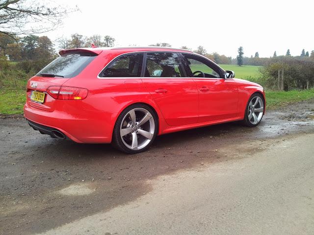 2014 Audi RS4