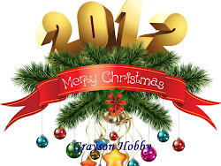 Merry Christmas - Grayson Hobby