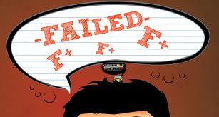 blogger failed