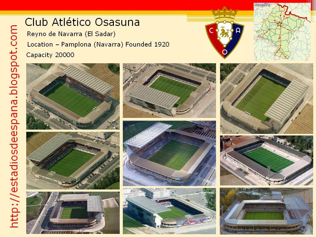 Estadios de Fútbol williamhill pronostic foot williamhill mobile app für windows en España: Pamplona - El Sadar