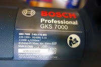 Bosch GKS 7000 review