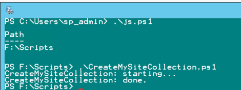 get all site collections in web application powershell