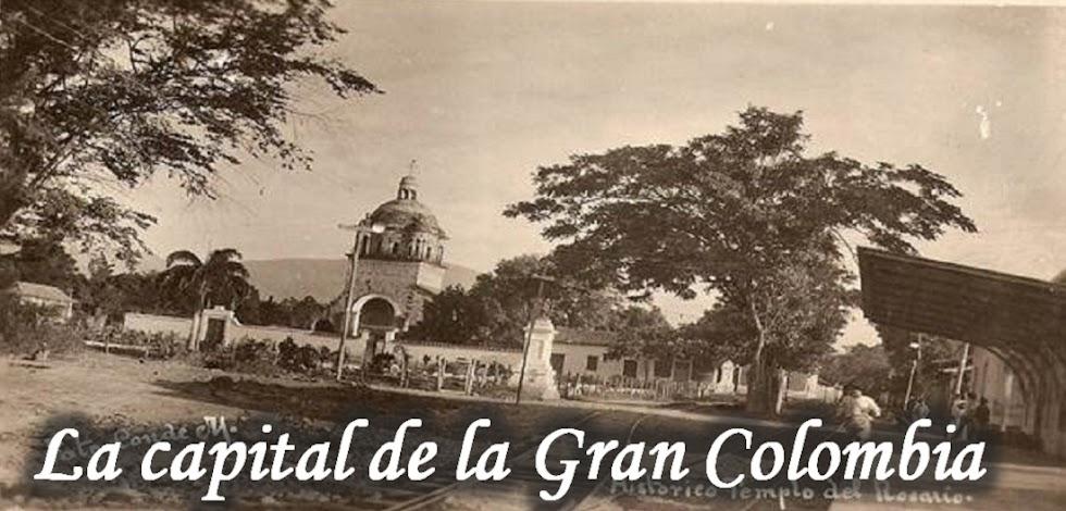 La Capital de la Gran Colombia