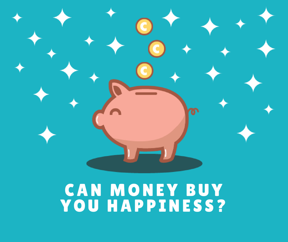 can money buy your happiness Yes, money definitely can buy happiness if someone is hungry, shivering in outside cold and rain, the money will buy him.