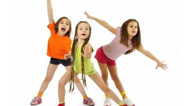 Танец Зумба для детей