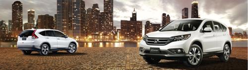 All New Honda CRV Tampil Dengan Desain Baru