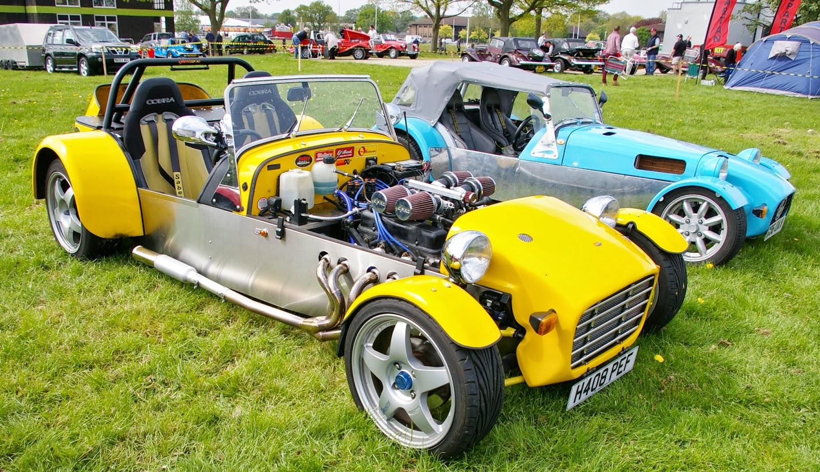 Kit Car Show Stoneleigh - Car shows near me