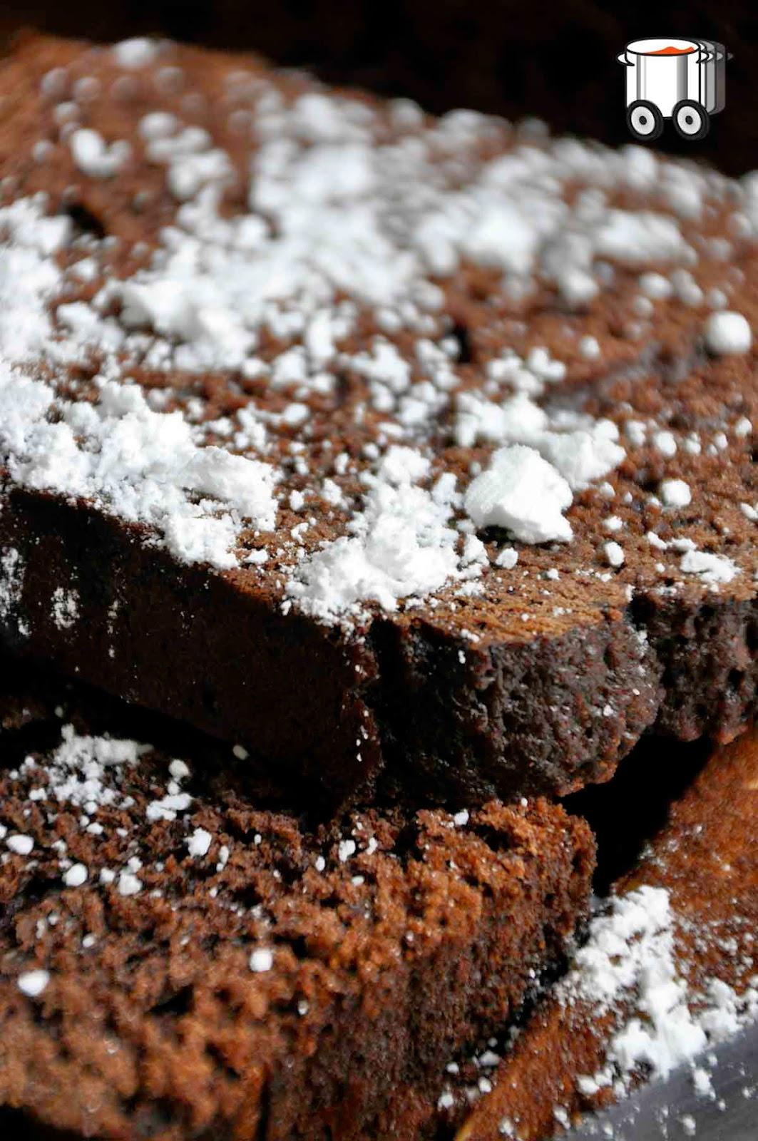 Szybko Tanio Smacznie - Szybkie ciasto czekoladowe