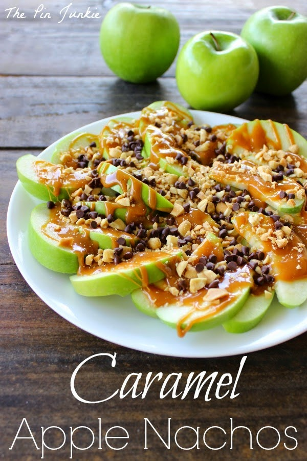 Caramel Apple Nacho