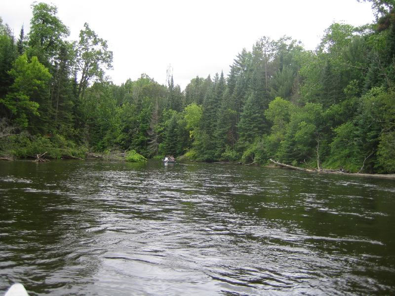 Au Sable River Michigan