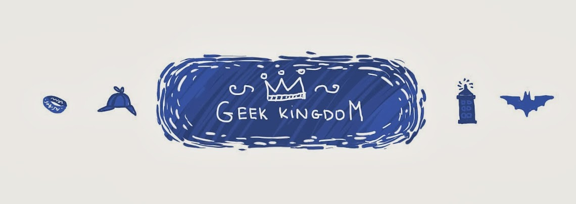 Kingdom of geeks!