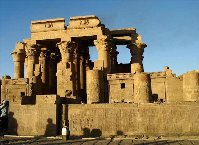 Kom Ombo Temple in Egypt