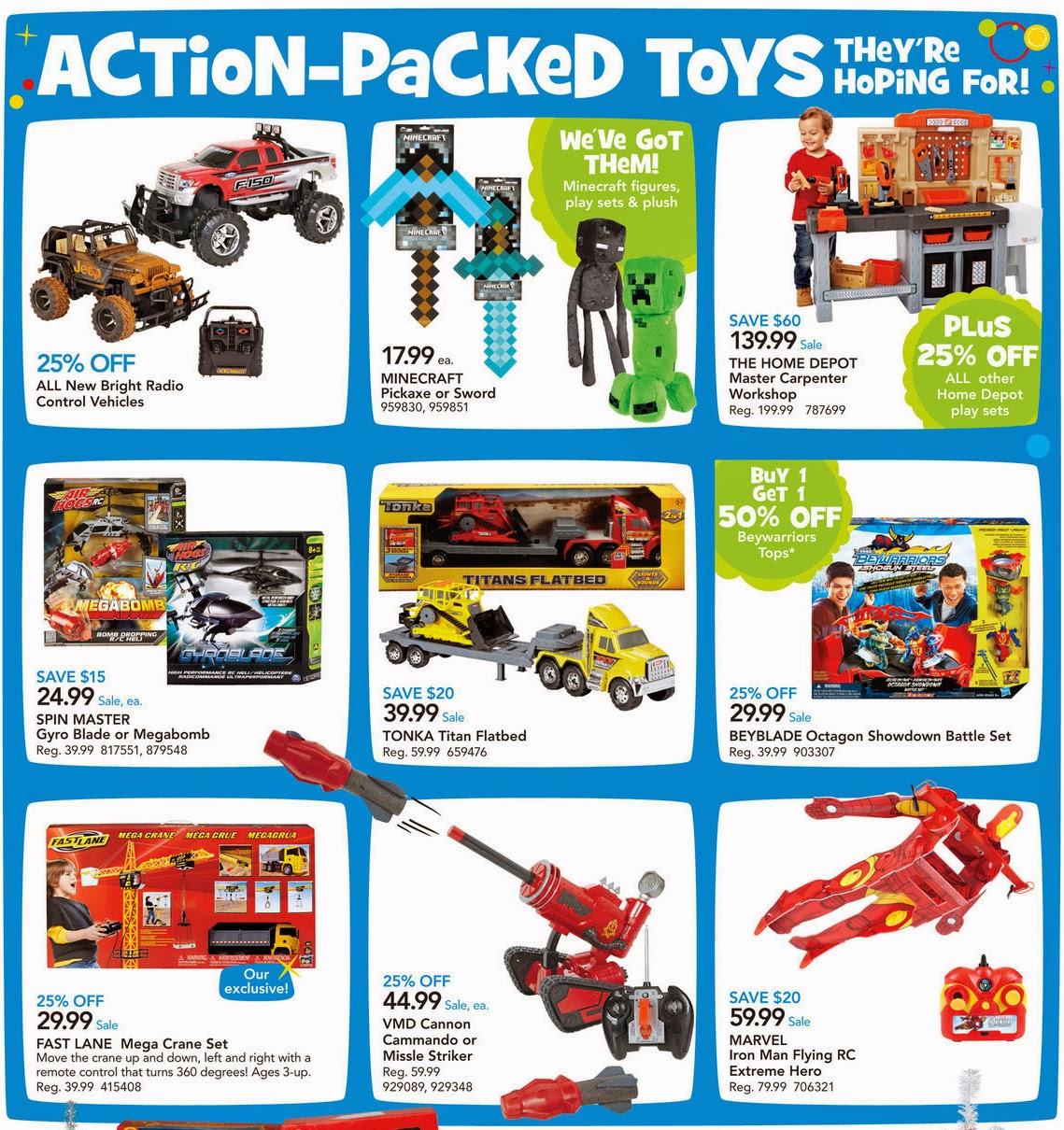 Toys For Boys Advertisement : The idea kaleidoscope december