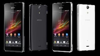 Gambar Sony Xperia V
