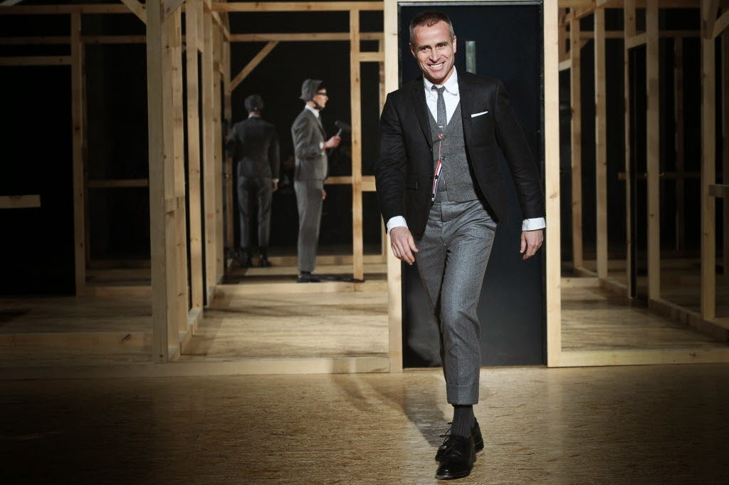 Thom Browne, NYC, New York, brands, Firmas internacionales, menswear, style, Suits and Shirts,