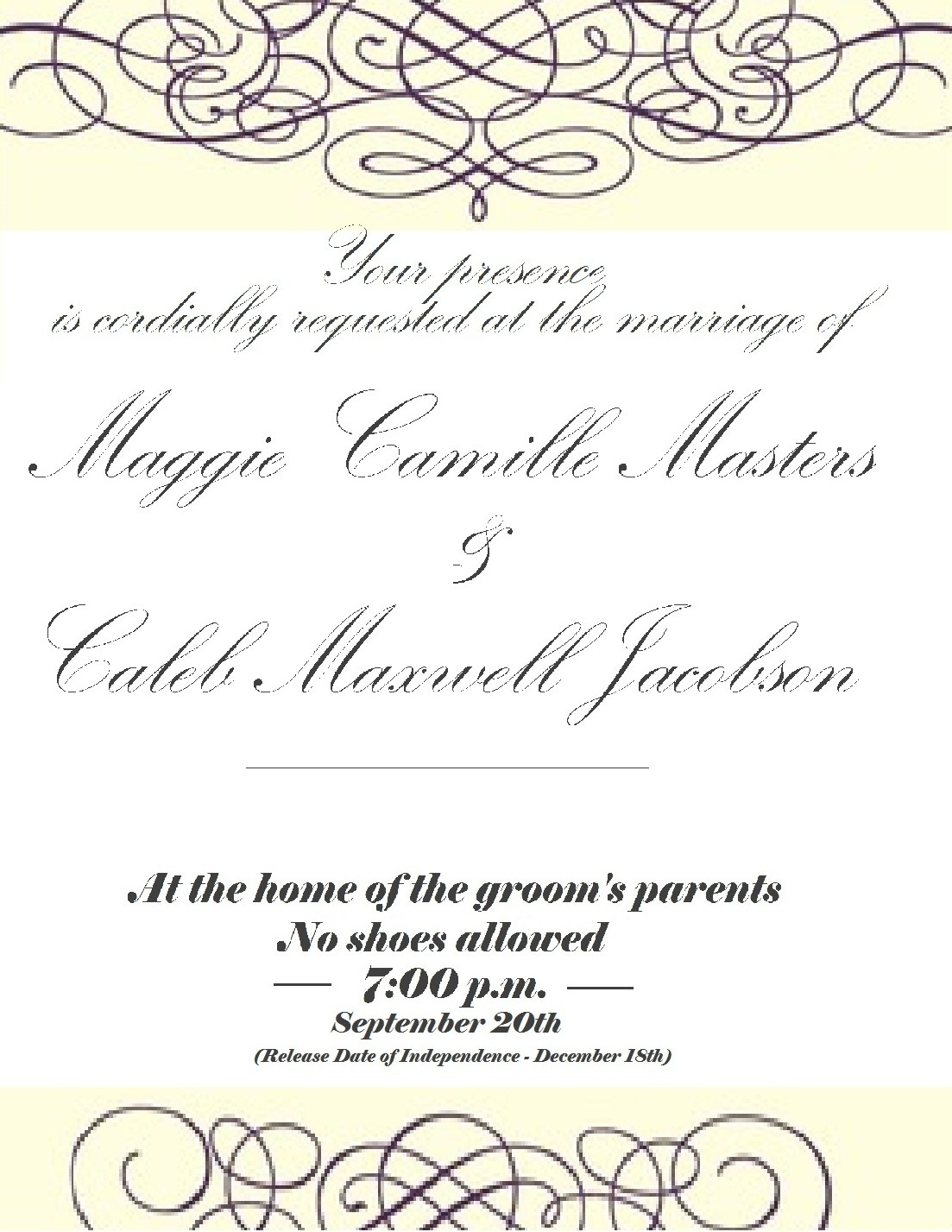 You Are Cordially Invited Wedding is amazing invitations design