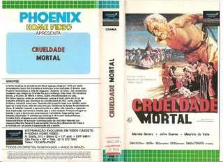 CRUELDADE MORTAL (1976) CINEMA NACIONAL