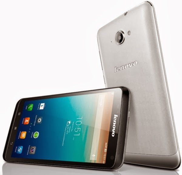 Gambar Lenovo S930 Android 6 inch