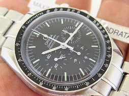 OMEGA SPEEDMASTER PROFESSIONAL CHRONOGRAPH MOONWATCH-MANUAL WINDING CAL 1861-FULLSET PRESENTATION