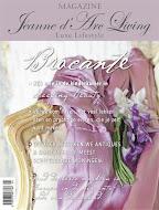 Jeanne D'arc Living magazine