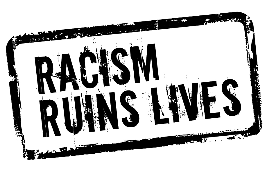 scars of discrimination due to racism Slave trade 'a crime against humanity'  have totally derailed the world conference against racism, racial discrimination,  due to the highly.