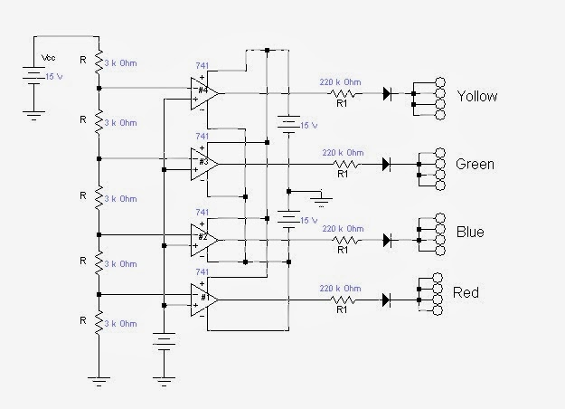 color sensor circuit diagram popular electronics circuit rh khelectronics blogspot com colour sensor circuit diagram