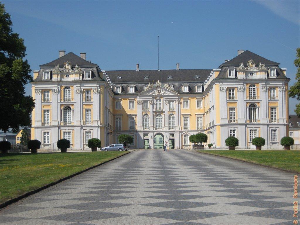 Augustusburg Castle Germany For Desktop