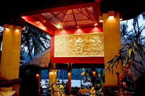 Viceroy Hotel Ubud Bali Lobby