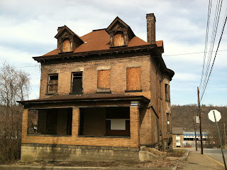 Snow and Jaggers: Iconic Towns of the Mon Valley: McKeesport, PA