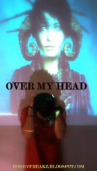 over my head (imagination)