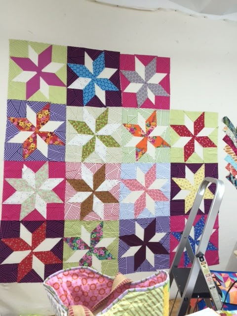 V findlay wolfe blog shipped still trying to get this one done looking good this is my small diamond template i have a hard time making small quilts i always want them king size pronofoot35fo Choice Image