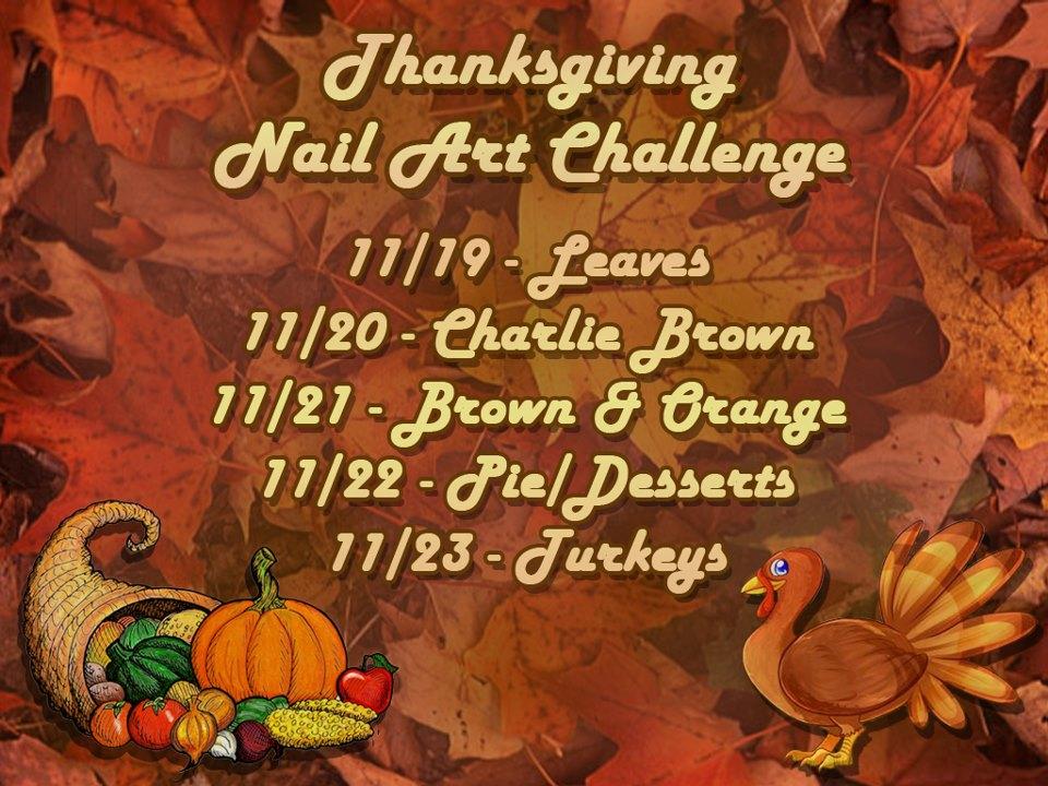 Nail Art Challenge And