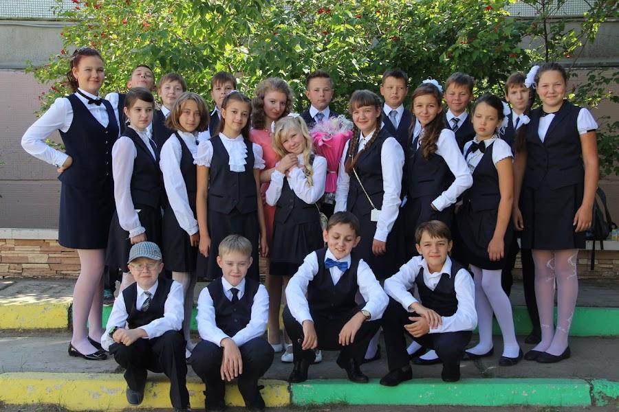 Мои шестиклассники!