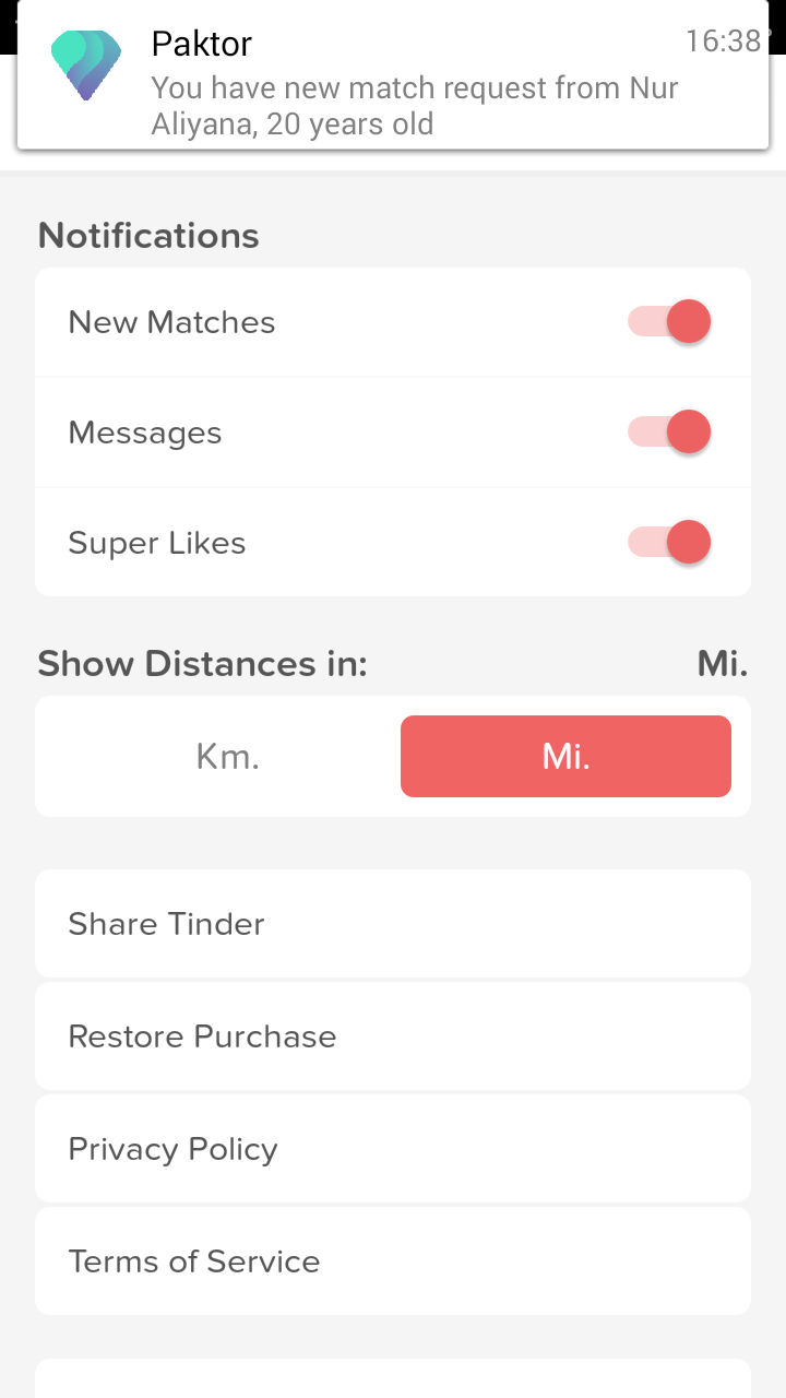 other dating apps besides tinder Try out these great dating apps that put a new spin on the  if you both like each other,  digital trends helps readers keep tabs on the fast.