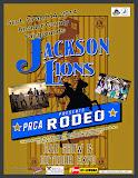 Jackson Lions PRCA Rodeo - Sept 13 & 14