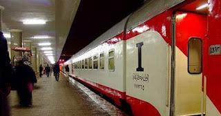 ذيادة اسعار القطارات الجديدة في مصر بنسبة 100%