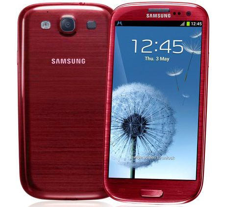 Samsung Galaxy S III 10 Millionen Devices sold